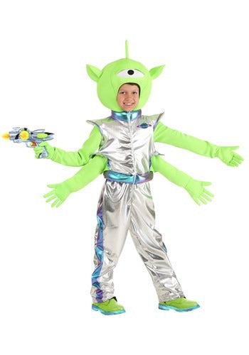 Friendly Alien Costume for Kids