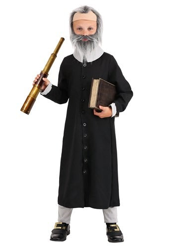 KIDS GALILEO GALILEI COSTUME