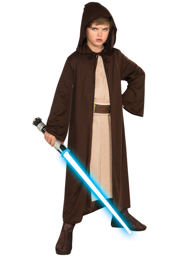 KIDS JEDI ROBE COSTUME