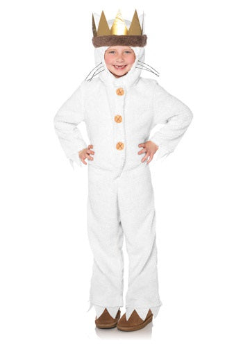 WHERE THE WILD THINGS ARE MAX KIDS COSTUME