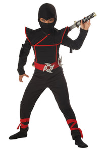 KIDS STEALTH NINJA COSTUME