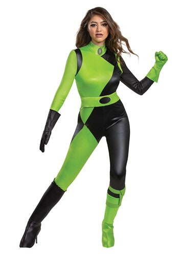 DISNEY KIM POSSIBLE ANIMATED SERIES WOMEN'S SHEGO COSTUME