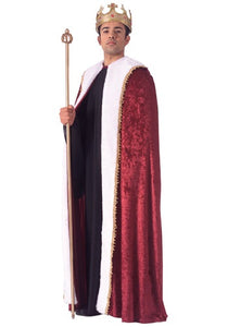 KING OF HEARTS ROBE COSTUME