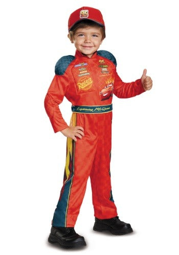 LIGHTNING MCQUEEN CLASSIC TODDLER BOYS COSTUME