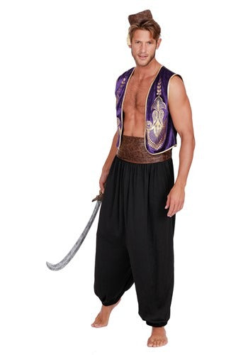 MEN'S ARABIAN PRINCE COSTUME