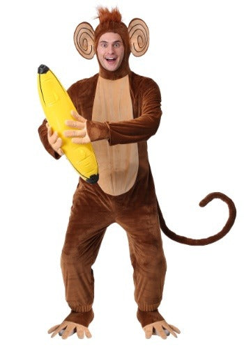 MEN'S FUNKY MONKEY COSTUME