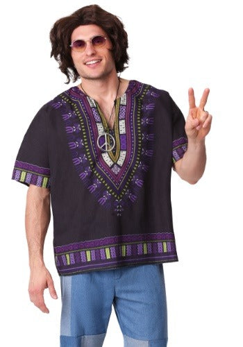 MEN'S HAZY HIPPIE COSTUME