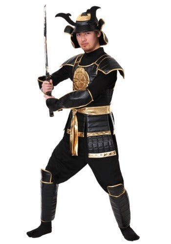 MENS IMPERIAL SAMURAI WARRIOR COSTUME
