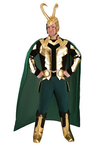 Marvel Loki Premium Costume for Men
