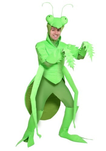 MEN'S PRAYING MANTIS COSTUME