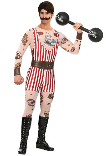 MEN'S VINTAGE STRONGMAN COSTUME