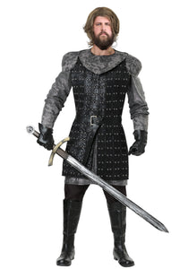 MEN'S WOLF WARRIOR COSTUME