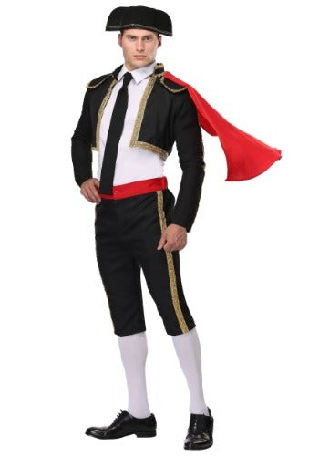 MIGHTY MATADOR MEN'S COSTUME