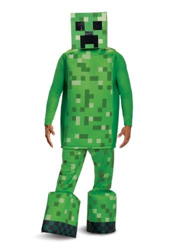 Prestige Adult Minecraft Creeper Costume