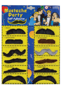 MUSTACHE FACIAL HAIR PACK