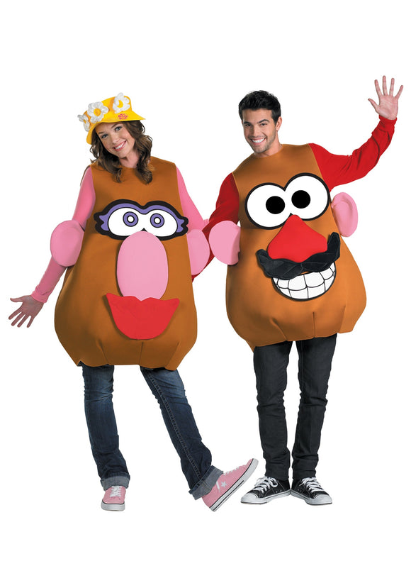 MRS / MR POTATO HEAD ADULT COSTUME