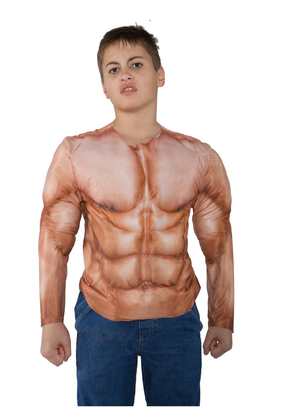 KID'S PADDED MUSCLE SHIRT