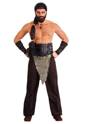 MEN'S NOMADIC HORSE WARRIOR COSTUME