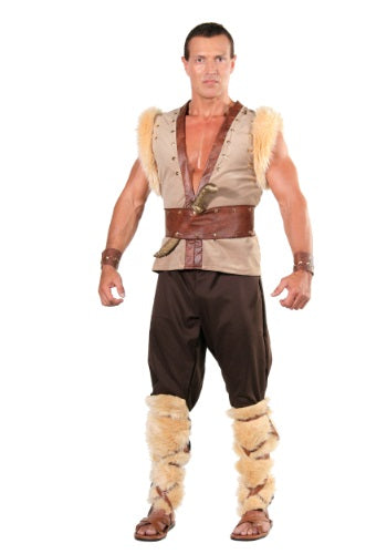 ADULT NORSE GOD THOR VIKING COSTUME