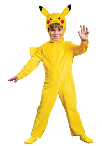 POKEMON TODDLER PIKACHU CLASSIC COSTUME