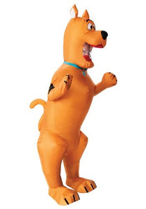 SCOOBY-DOO ADULT INFLATABLE COSTUME