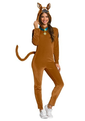 SCOOBY-DOO WOMEN'S COSTUME
