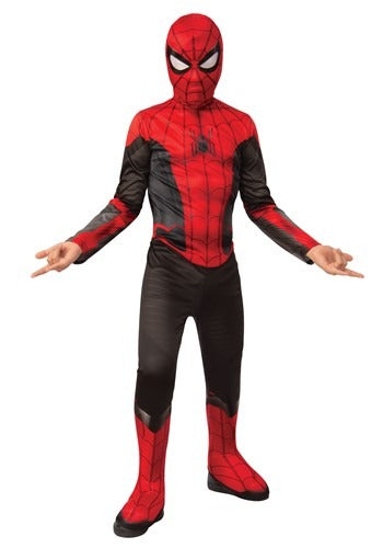 Spider-Man Far From Home Spider-Man Child Red and Black Classic Costume