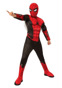 Spider-Man Far From Home Spider-Man Kids Red and Black