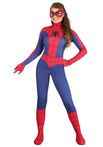 WOMEN'S SPIDER-MAN COSTUME