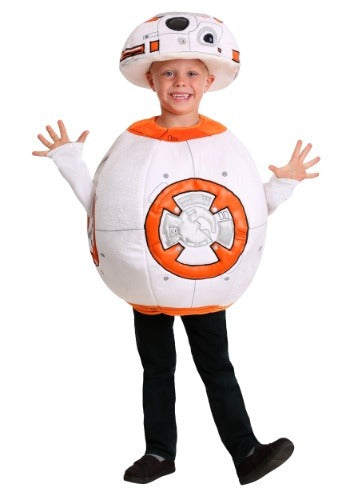 STAR WARS BB-8 KID'S COSTUME