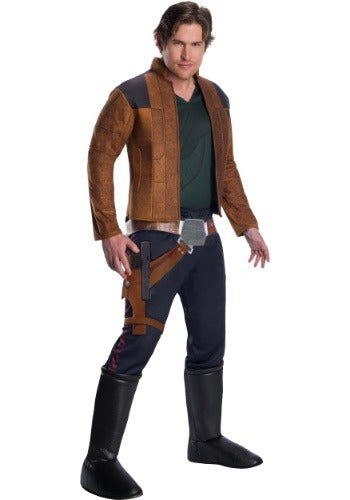 ADULT STAR WARS STORY SOLO HAN SOLO COSTUME