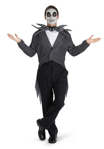 TEEN JACK SKELLINGTON COSTUME