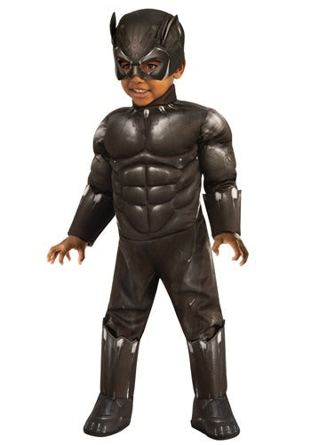 Black Panther Toddler Boys Costume