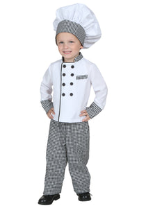 TODDLER CHEF COSTUME