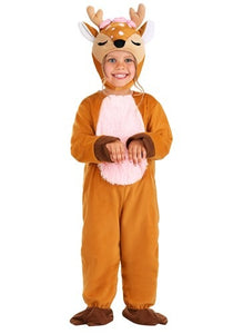 DARLING LITTLE DEER COSTUME FOR TODDLERS