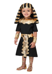 TODDLER'S EGYPTIAN PHARAOH COSTUME