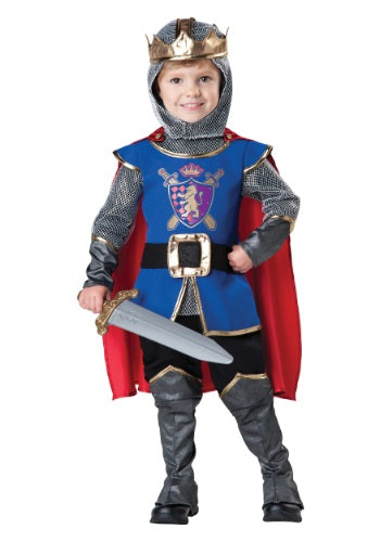 ROYAL TODDLER KNIGHT COSTUME