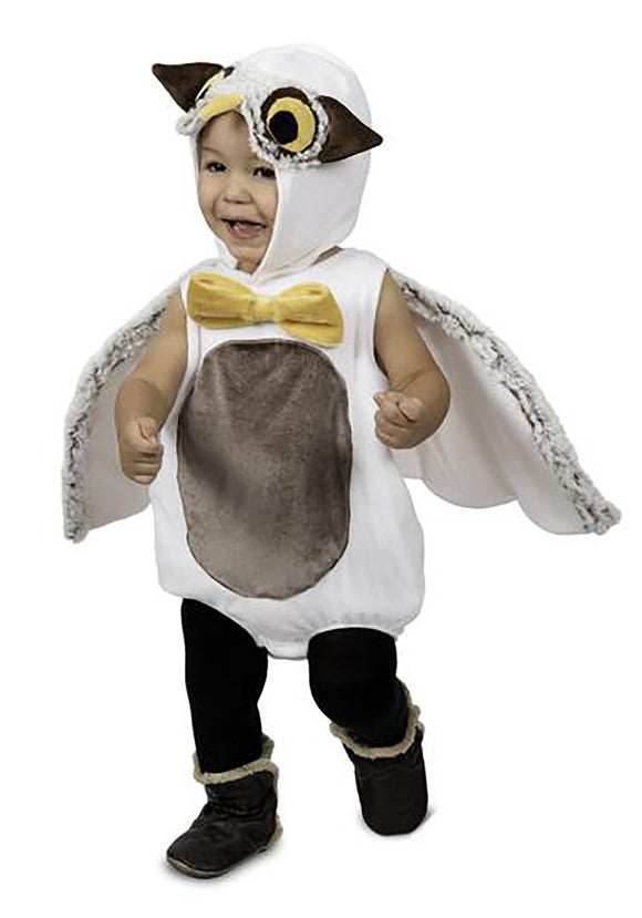 OTIS THE OWL COSTUME FOR TODDLERS