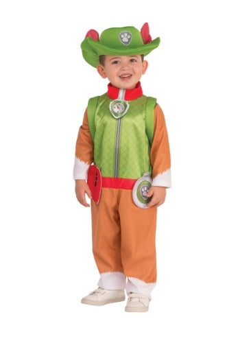TODDLER TRACKER COSTUME FROM PAW PATROL