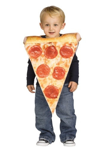 PIZZA SLICE TODDLER COSTUME