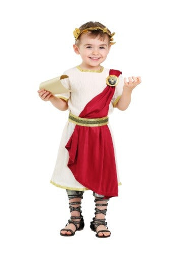 ROMAN SENATOR TODDLER COSTUME