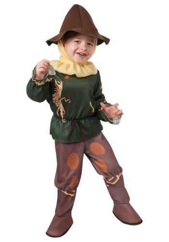 TODDLER WIZARD OF OZ SCARECROW COSTUME