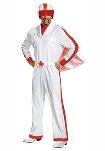 Toy Story Adult Duke Caboom Deluxe Costume