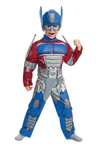 Transformers Toddler Optimus Prime Costume