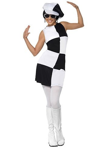 WOMEN'S PARTY GIRL COSTUME