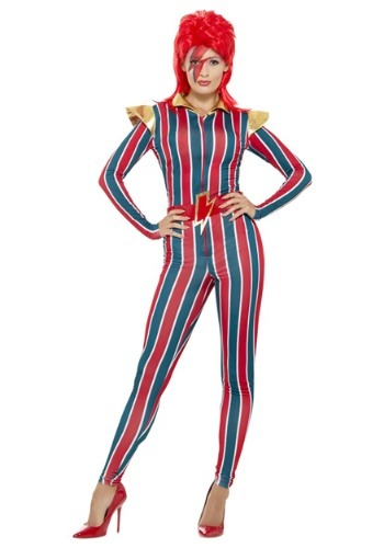 80'S SPACE SUPERSTAR WOMEN'S COSTUME