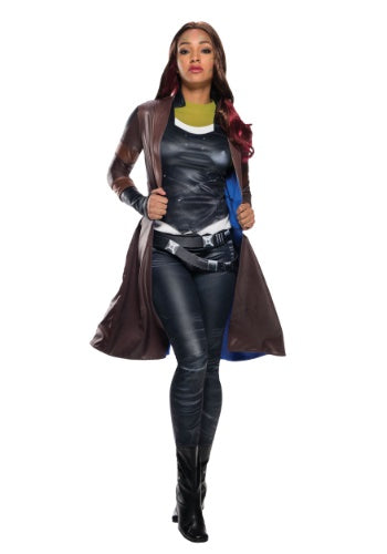 DELUXE GAMORA WOMEN'S COSTUME JACKET
