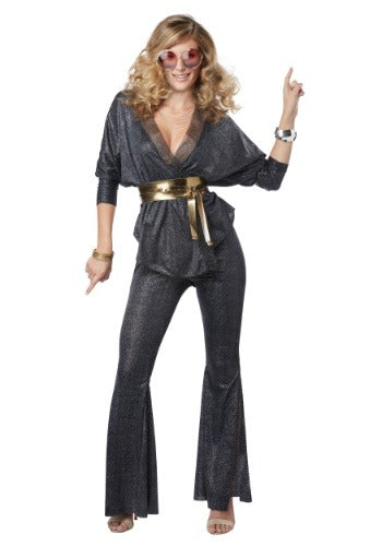 DISCO DAZZLER WOMENS COSTUME