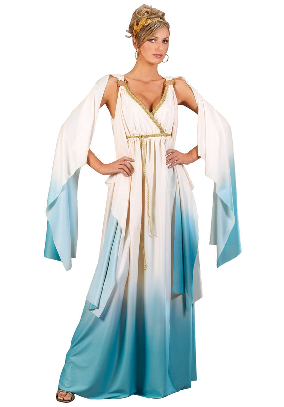 WOMEN'S GREEK GODDESS COSTUME