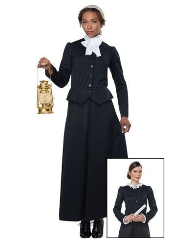 HARRIET TUBMAN/ SUSAN B. ANTHONY ADULT COSTUME